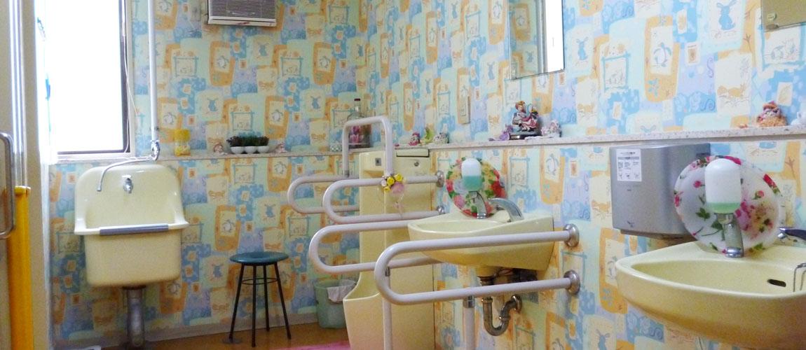 前田ファミリーホーム グループホーム トイレ